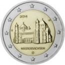 deutschland 2 euro 2014 Niedersachsen