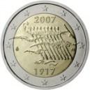 Finnland 2 Euro 2007 Unabhängigkeit
