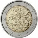 Italien 2008 2 Euro Menschenrechte