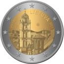 Litauen 2017 2 Euro Vilnius