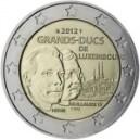 Luxemburg 2 Euro 2012 Großherzog