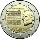 Luxemburg 2 Euro