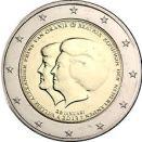 Niederlande 2013 2 Euro Thronwechsel
