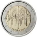 Spanien 2 Euro 2010