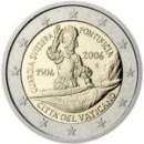 Vatikan 2 Euro 2006 500 Jahre Schweizer Garde