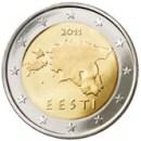 Estland 2 Euro Kursmünze