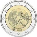 Finnland 2 Euro 2017 Finnische Natur