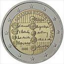 2 Euro Österreich 2005 Münze Staatsvertrag
