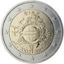 Euroeinführung-2-Euro-Irland-2012