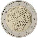 Lettland 2015 2 Euro Münze EU Ratspräsidentschaft