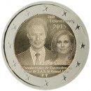Luxemburg 2015 2 Euro Münze 15 Jahre Thronbesteigung Henri