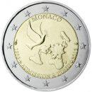 2 Euro Monaco-2013-Münze-20.-Jahrestag-UNO-Beitritt