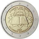 Römische-Verträge-Griechenland-2-Euro-Münze