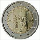 San Marino 2014 2 Euro Münze Bramante Lazzari