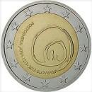 Slowenien 2013 2 Euro Münze Höhle von Postojna