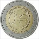 WWU Österreich 2009 2 Euro Münze