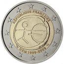 WWU-Frankreich-2009-2-Euro-Münze