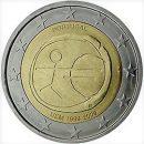 WWU Portugal 2009 2 Euro Münze