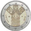 Litauen 2018 2 Euro 100 Jahre Unabhängigkeit