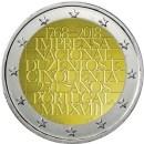 Portugal 2 Euro 250 Jahre Münzprägeanstalt Imprensa Nacional