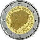 2 Euro Neuheiten 2019 Portugal Magellan