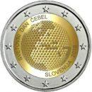 Slowenien 2018 2 Euro Weltbienentag