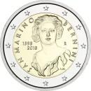 San Marino 2018 2 Euro Gian Lorenzo Bernini