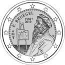 Belgien 2019 2 Euro Pieter Bruegel
