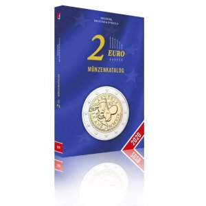 2 Euro Münzenkatalog 2020