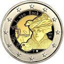 Belgien 2020 2 Euro Jan Van Eyck