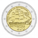 Estland 2 Euro 2020 Antarktika