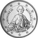 Monaco 2020 2 Euro Honore III