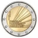 Portugal 2021 2 Euro Ratspräsidentschaft