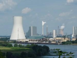 Kraftwerk statt alternative Energien