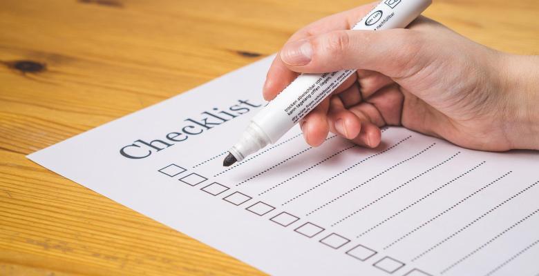 Checkliste zur Schließung der Zielkostenlücke