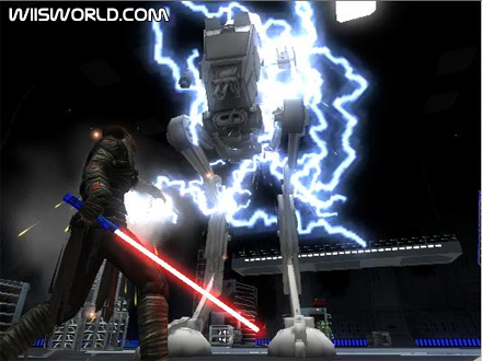 Star Wars The Force Unleashed On Wii