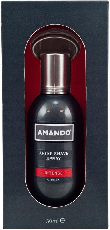 Amando Aftershave Lotion Intense - 50 ml