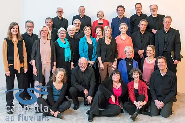 20 november Concert Lumière du jour door Cappella ad Fluvium