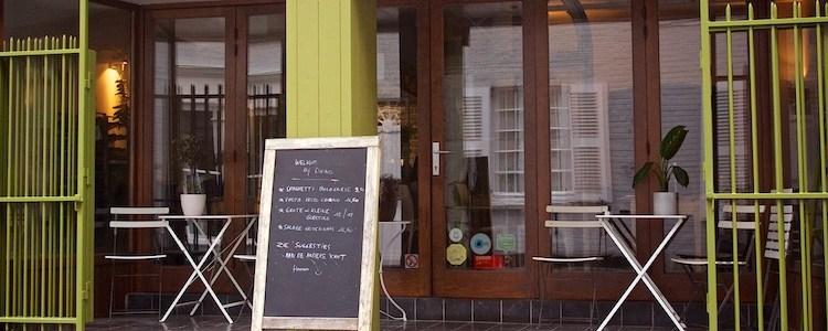 Restaurant in Oostende