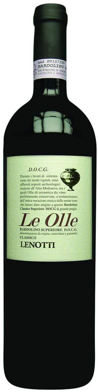 Cantine Lenotti Le Olle, Bardolino Classico Superiore