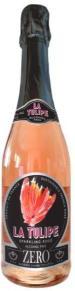 La Tulipe Sparkling rose Zero Alcohol vrij