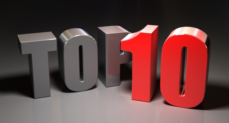 20-11-2021 : Top 10 retasted