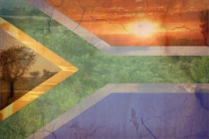 VlagZuid-Afrika
