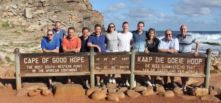 Zuid-Afrika ontdekken