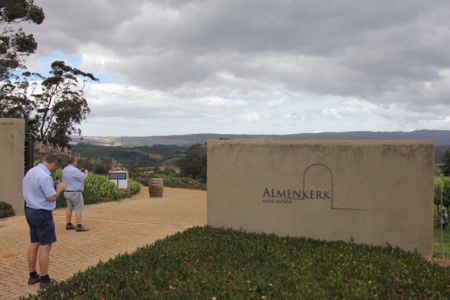 Almenkerk Zuid-Afrika