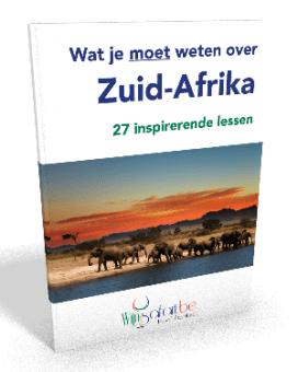 E-book Zuid-Afrika