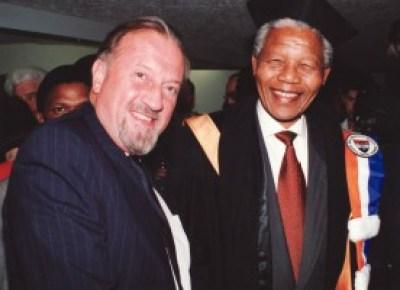 Jef Valkeniers Mandela