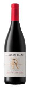 Rhebokskloof Cellar Selection Flat Rock Red