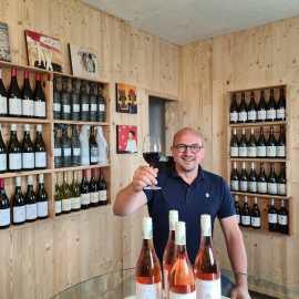 Nieuwe Wijnsafari winkel te Ruiselede