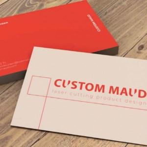 Huisstijl Custom Maud